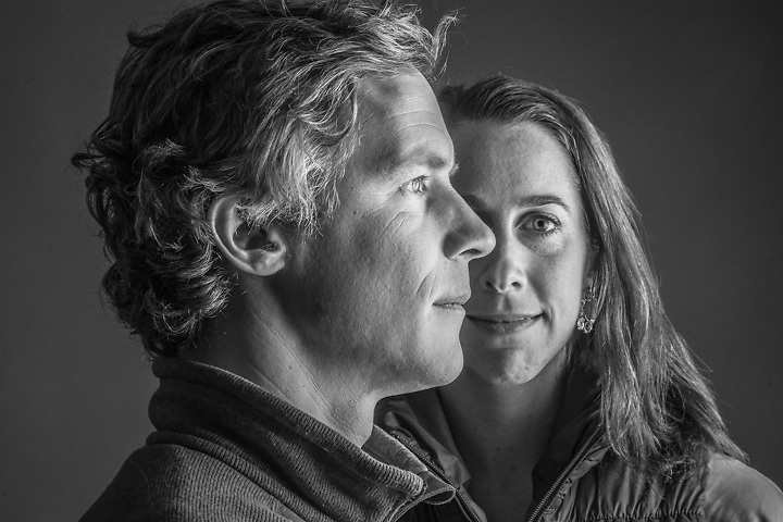 Merged Couples Piper Foster and Photographer Nathanial Wilder, Anchorage