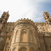 Cattedrale, Palermo, Sicily, Italy