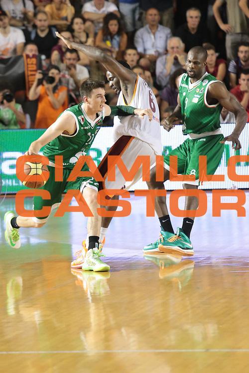 DESCRIZIONE : Roma Lega A 2012-2013 Acea Roma Montepaschi Siena finale gara 5<br /> GIOCATORE : Janning Matt<br /> CATEGORIA : controcampo<br /> SQUADRA : Montepaschi Siena<br /> EVENTO : Campionato Lega A 2012-2013 playoff finale gara 5<br /> GARA : Acea Roma Montepaschi Siena<br /> DATA : 19/06/2013<br /> SPORT : Pallacanestro <br /> AUTORE : Agenzia Ciamillo-Castoria/M.Simoni<br /> Galleria : Lega Basket A 2012-2013  <br /> Fotonotizia : Roma Lega A 2012-2013 Acea Roma Montepaschi Siena playoff finale gara 5<br /> Predefinita :