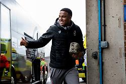 The players arrive before the match - Mandatory by-line: Daniel Chesterton/JMP - 15/02/2020 - FOOTBALL - Elland Road - Leeds, England - Leeds United v Bristol City - Sky Bet Championship