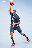 Daniel Narcisse - 22.04.2015 - PSG / Creteil - 21eme journee de D1<br /> Photo : Andre Ferreira / Icon Sport