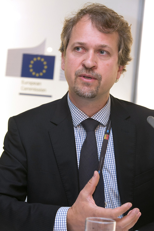 03 June 2015 - Belgium - Brussels - European Development Days - EDD - Growth - Ideas to impact-Innovation prizes for development - Lars Otto Naess<br /> Climate Change Adaptation Theme Leader , Institute of Development Studies &copy; European Union