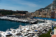 May 24-27, 2017: Monaco Grand Prix. Yachts