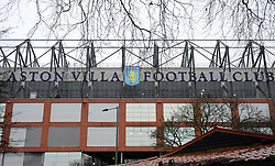 General view of Villa Park- Mandatory by-line: Nizaam Jones/JMP - 20/01/2018 - FOOTBALL - Villa Park - Birmingham, England - Aston Villa v Barnsley- Sky Bet Championship