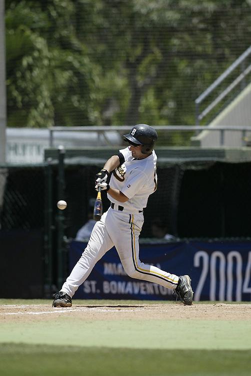 2004 St. Bonaventure University Baseball