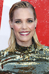Leslie Bibb at the Los Angeles premiere of 'Tag' held at the Regency Village Theatre in Westwood, USA on June 7, 2018.