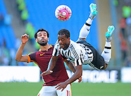 Roma v Juventus, Serie A League Match