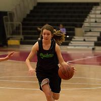 4-5-14 Mayb League Basketball -7th grade girls - Harrison