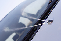 Car windscreen sprinkler