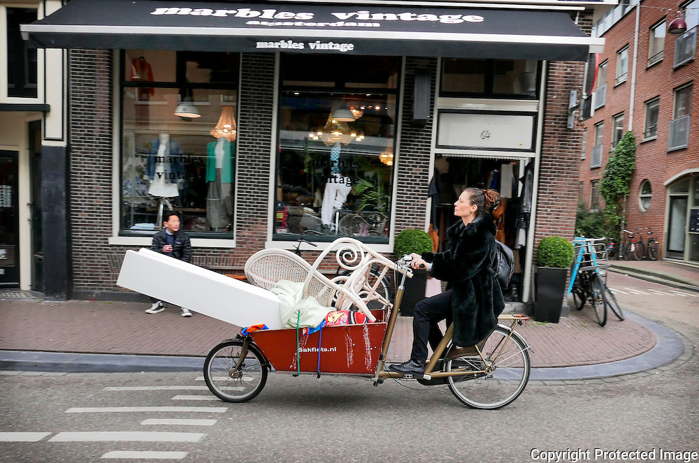 March 4, 2017 - 15:44<br /> The Netherlands, Amsterdam - Haarlemmerdijk