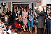 18.MAY.2011. CANNES<br /> <br /> JANE FONDA, KAROLINA KURKOVA, MILLA JOVOVICH, PAUL S.W.ANDERSON AND PAUL HAGGIS ATTENDING THE PARTY FOR HAITI HELD AT THE MARTINEZ HOTEL AT THE CANNES INTERNATIONAL FILM FESTIVAL IN CANNES, FRANCE.<br /> <br /> BYLINE: EDBIMAGEARCHIVE.COM<br /> <br /> *THIS IMAGE IS STRICTLY FOR UK NEWSPAPERS AND MAGAZINES ONLY*<br /> *FOR WORLD WIDE SALES AND WEB USE PLEASE CONTACT EDBIMAGEARCHIVE - 0208 954 5968*