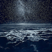 Stars over the Atlantic - photomanipulation<br /> REDBUBBLE Prints: http://www.redbubble.com/people/dyrkwyst/works/22448257-the-dreaming-ocean?p=canvas-print&amp;rel=carousel<br /> <br /> Society6: https://society6.com/product/the-dreaming-ocean-zco_print#s6-4700029p4a1v45