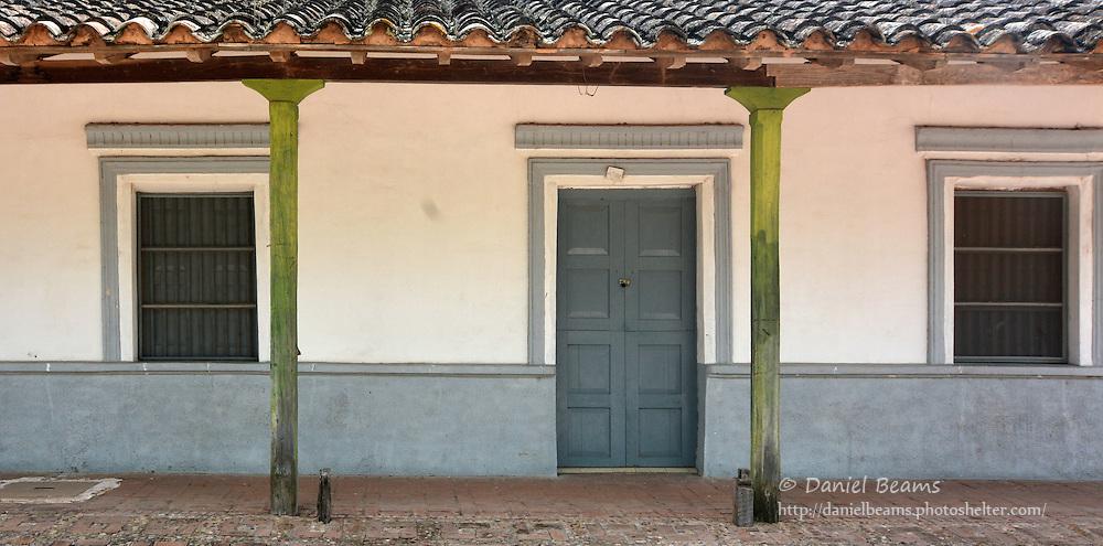 Architecture in Charagua, Santa Cruz, Bolivia