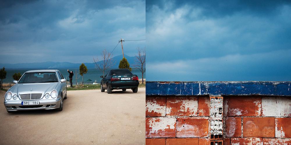 Restaurant Riva car park / Bricks