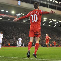Liverpool v Swansea   Premier League   29 December 2014