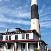Absecon Lighthouse - Atlantic City Landmark - 3rd tallest in United States.<br />