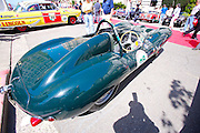 17th Annual California Milleto feature Historic race cars from around the world