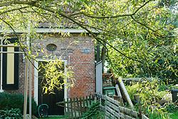 Ald Slot Wergea stinzenplanten