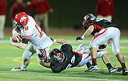 High School Football - Iowa City High at Linn-Mar - October 12, 2012