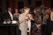 SALLY OLIVER; JENNA COLEMAN, Luminous -Celebrating British Film and British Film Talent,  BFI gala dinner & auction. Guildhall. City of London. 6 October 2015.