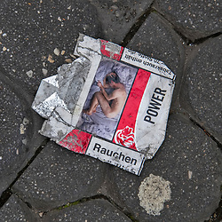 Lixo (Paisagem) fotografado na Alemanha. Registro feito em 2019.<br /> ⠀<br /> ⠀<br /> <br /> <br /> <br /> <br /> <br /> ENGLISH: Trash photographed in Germany, in Europe. Picture made in 2019.