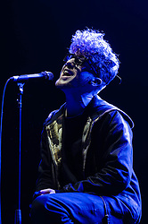 © Licensed to London News Pictures. 06/10/2012. London, UK.   Daley performing live at O2 Academy Brixton, supporting headliner Maverick Sabre.  Daley is a British singer and songwriter from Manchester, signed to Universal Republic Records. His sound combines soulful vocals and songwriting with hip hop and experimental production.   Photo credit : Richard Isaac/LNP