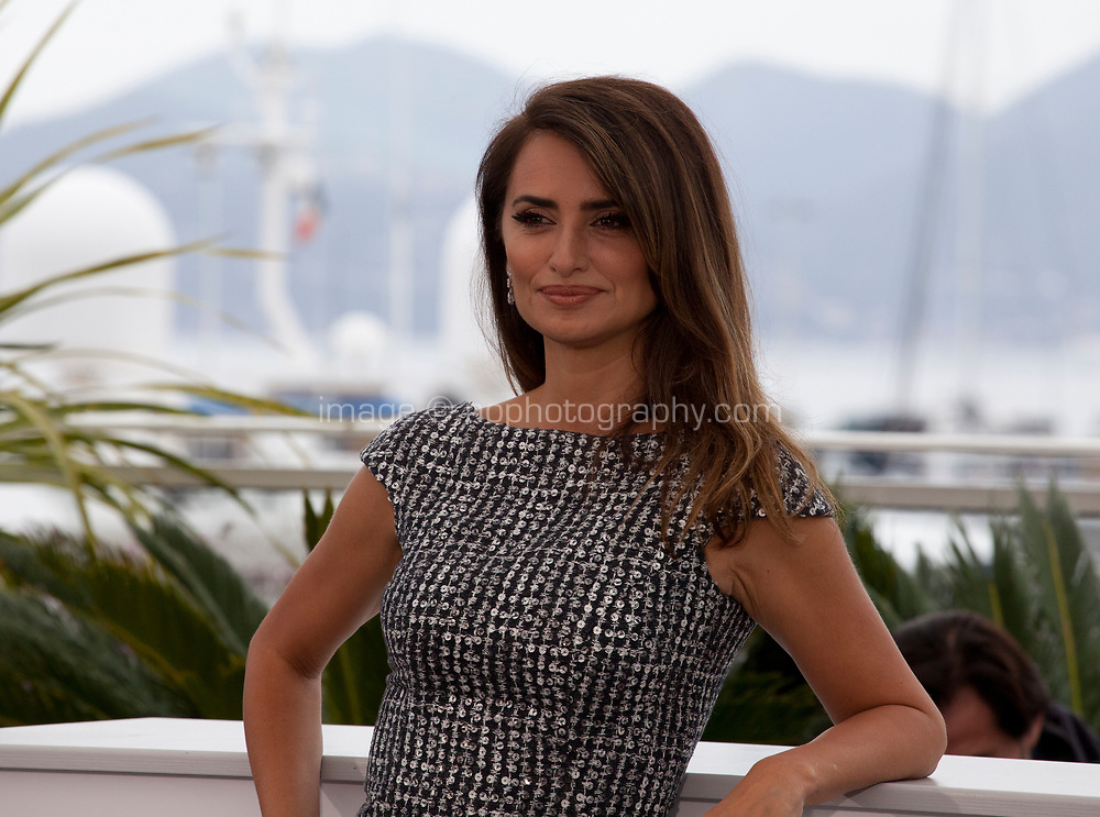 Actress Penelope Cruz at Dolor Y Gloria (Pain and Glory) film photo call at the 72nd Cannes Film Festival, Saturday 18th May 2019, Cannes, France. Photo credit: Doreen Kennedy