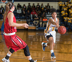 2015-16 A&T Women's Basketball vs North Greenville University