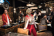 NIKA AMBROZIC URBAS, Timothy Oulton Flagship Gallery Grand Opening, Timothy Oulton Bluebird, 350 King's Rd. Chelsea, London.  19 September 2018