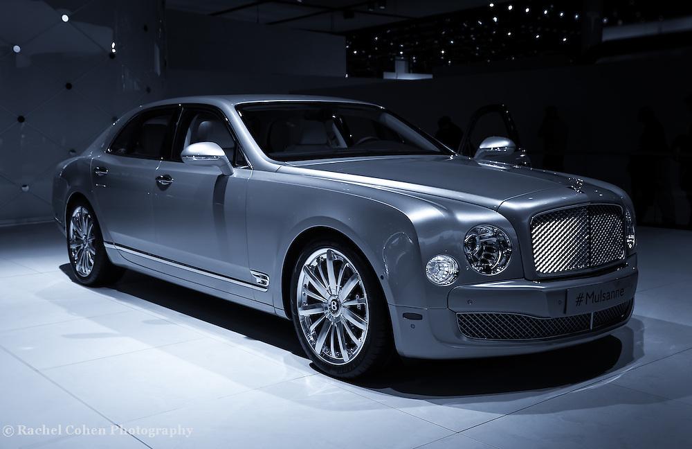 &quot;2014 Bentley Mulsanne&quot; mono<br /> <br /> The sleek and stylish 2014 Bentley Mulsanne! <br /> <br /> Cars and their Details by Rachel Cohen
