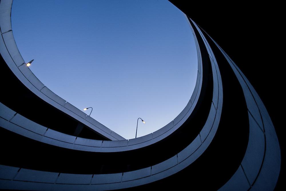 Architectural Parking Garage