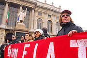 28 Gennaio 2011 Sciopero Generale indetto dalla Fiom a Torino