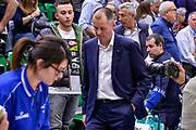 Zare Markovski<br /> Banco di Sardegna Dinamo Sassari - Umana Reyer Venezia<br /> Legabasket Serie A LBA PosteMobile 2017/2018<br /> Sassari, 22/04/2018<br /> Foto L.Canu / Ciamillo-Castoria