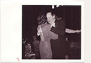 LADY CHARLES SPENCER-CHURCHILL; DUNCAN DAVIDSON, Smallwood party. Fulham. 1984.