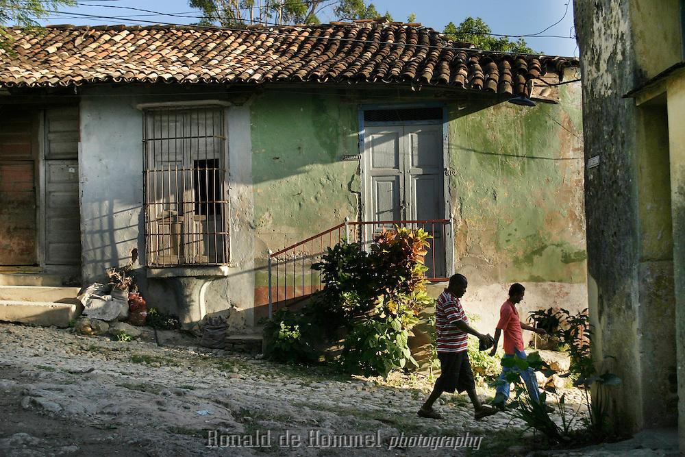 Trinidad alley