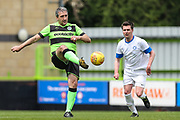 Forest Green Legends Tommy Callinan during the Trevor Horsley Memorial Match held at the New Lawn, Forest Green, United Kingdom on 19 May 2019.