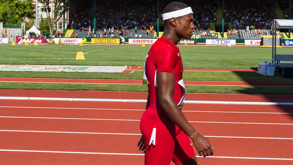 mens 4x400 relay, USA