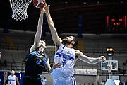 Andrea Zerini<br /> Germani Basket Brescia - Vanoli Cremona<br /> Basket Precampionato Serie A LBA 2019/2020<br /> Desio 15 September 2019<br /> Foto Mattia Ozbot / Ciamillo-Castoria