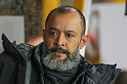Nuno Espirito Santo during the Europa League match between Wolverhampton Wanderers and Besiktas at Molineux, Wolverhampton, England on 12 December 2019.