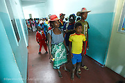 209, Frederic Jean-Jacques, Male, 12 years old, UCL, Before, with Mother Celestine Baojoma waiting to enter the Pre Op ward.<br /> <br /> Hospital Joseph Ravoahangy Andrianavalona.  Operation Smile's 2015 mission to Antananarivo - Madagascar. 10th -18th April 2015.<br /> <br /> (Operation Smile Photo - Zute Lightfoot)
