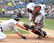 061814 Giants at White Sox