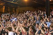 Dundee fans - Crystal Palace v Dundee - Julian Speroni testimonial match at Selhurst Park<br /> <br />  - © David Young - www.davidyoungphoto.co.uk - email: davidyoungphoto@gmail.com