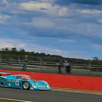 #14, Tommy Dreelan, Porsche 962, Silverstone Classic, 29/07/2016,