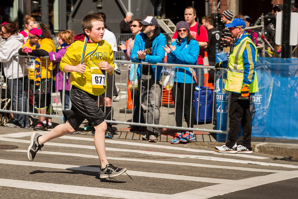 Boston Marathon Tribute Mile
