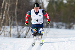 FEDOROVA Nadezhda, RUS, Long Distance Cross Country, 2015 IPC Nordic and Biathlon World Cup Finals, Surnadal, Norway