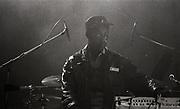 A Guy Called Gerald, Happy Mondays performing at Granada TV Studios, Manchester, 1989