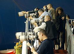 Photographers<br /> CSI-A Monaco 2002<br /> Photo © Dirk Caremans