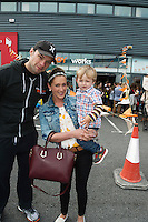 13/09/2015  Niall Breslin, Bessie at the official opening of Hector's the body works  a gym in Galway city with Coleen and Ollie Houlihan .<br /> Photo:Andrew Downes, xposure<br /> <br /> <br /> The Body Works Galway is Galway&rsquo;s newest fitness studio. We are located adjacent to Parkmore in Briarhill Business park about a seven minute walk from the Parkmore Industrial Estate and Briarhill Shopping Centre.<br /> <br /> The fitness studio consists of a spinning studio at ground floor and a fitness studio at first floor where we provide classes in Kettlebells, Pilates, Yoga,TRX, Body Pump and Circuits . We have 16 spinning bikes (cardio machines) in our spinning studio.