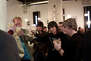 Photos of The VegiTerranean Restaurant.  Chrissie Hynde, James Honeyman-Scott, Pete Farndon, and Martin Chambers of The Pretenders where in attendance..Photo by Bryan Rinnert