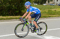 Giovanni Visconti - Movistar - 31.05.2015 - Tour d'Italie - Etape 21 : Turin / Milan <br />